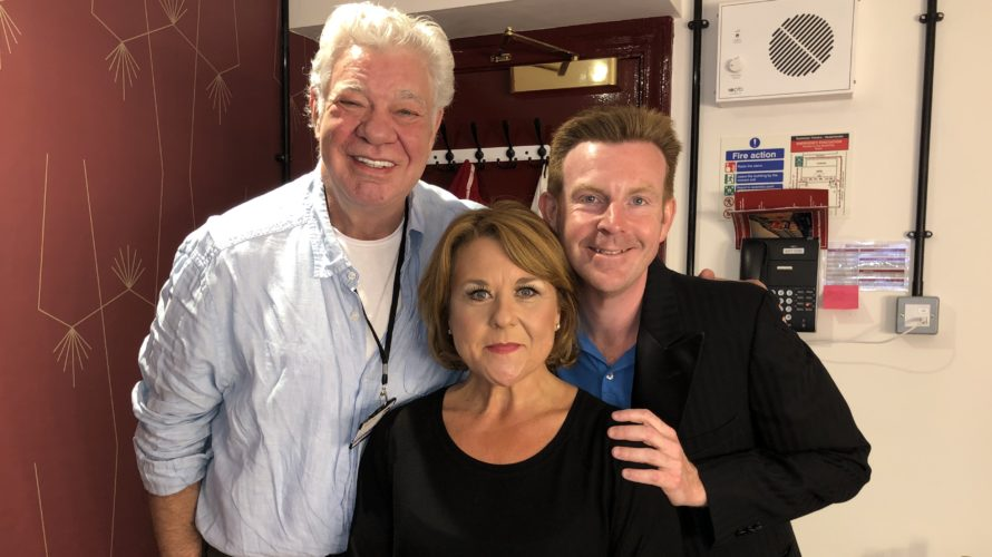 Enjoy Celebrity Radio's Wendi Peters & Matthew Kelly HDTV Interview BIG The Musical… BIG The Musical has opened at the Dominion Theatre in the West […]