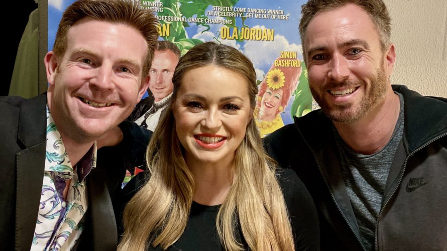 Enjoy Celebrity Radio's James & Ola Jordan Interview PANTO Redhill 2019… The Harlequin Theatre, Redhill is home to JACK AND THE BEANSTALK this Christmas. The […]