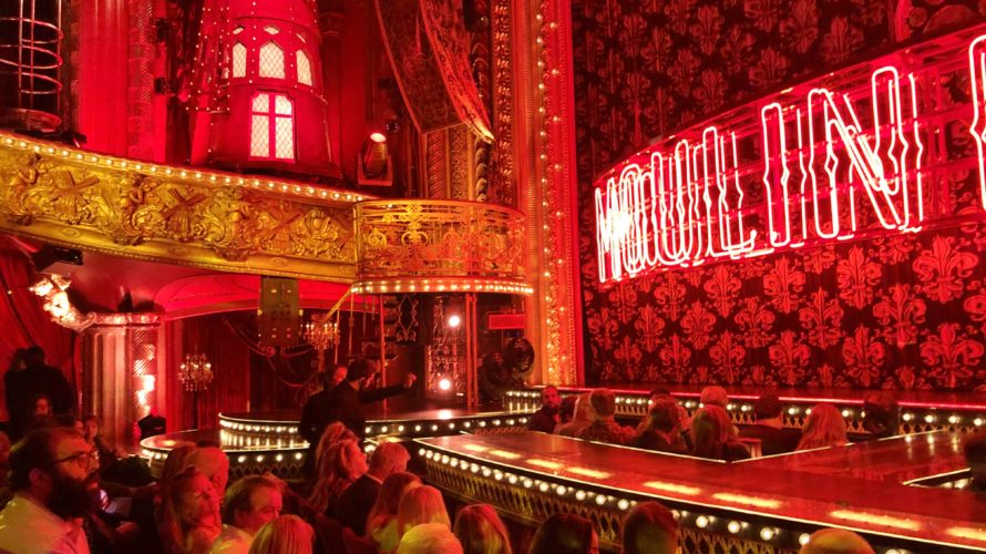 REVIEW Moulin Rouge Musical… So! What did I think of Moulin Rouge the musical on Broadway. Find out below in HD via YouTube. Moulin Rouge […]